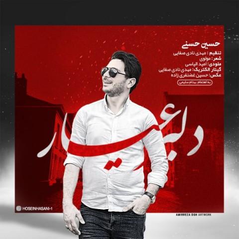 دانلود آهنگ جدید حسین حسنی دلبر عیار
