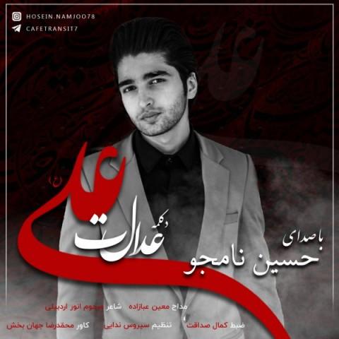دانلود آهنگ جدید حسین نامجو عدالت علی