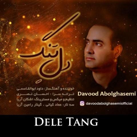 دانلود آهنگ جدید داوود ابوالقاسمی دل تنگ