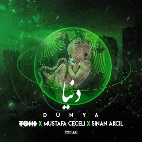 دانلود آهنگ جدید حسین تهی، مصطفی ججلی و سینان اکچیل دنیا Hossein Tohi,