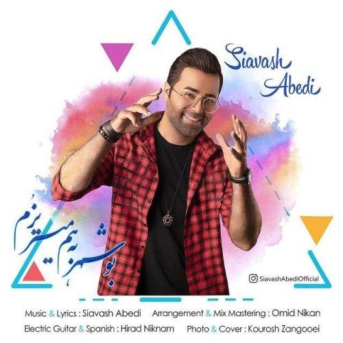 دانلود آهنگ جدید سیاوش عابدی بوشهر به هم میریزُم